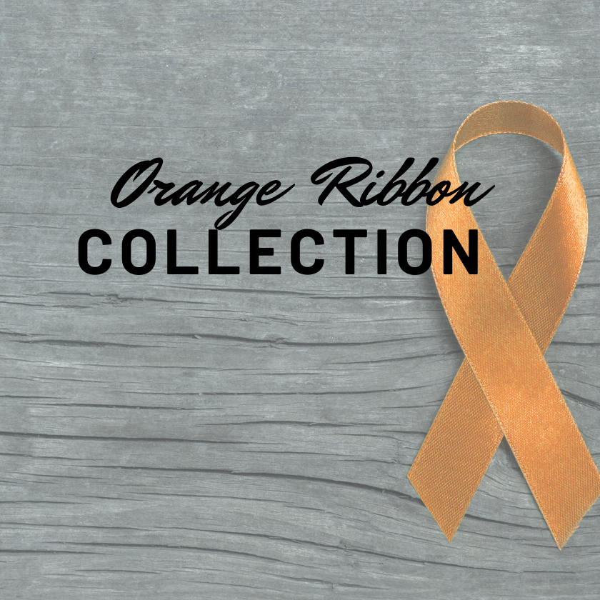 Orange Ribbon Collection