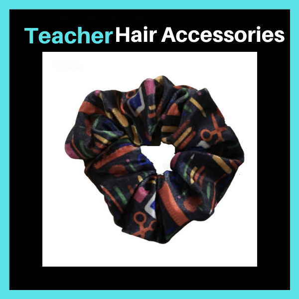 Teacher Hair Accessories