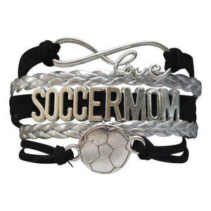 Soccer Mom Infinity Bracelet - Infinity Collection
