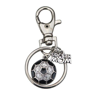 Soccer Mom Keychain - Infinity Collection