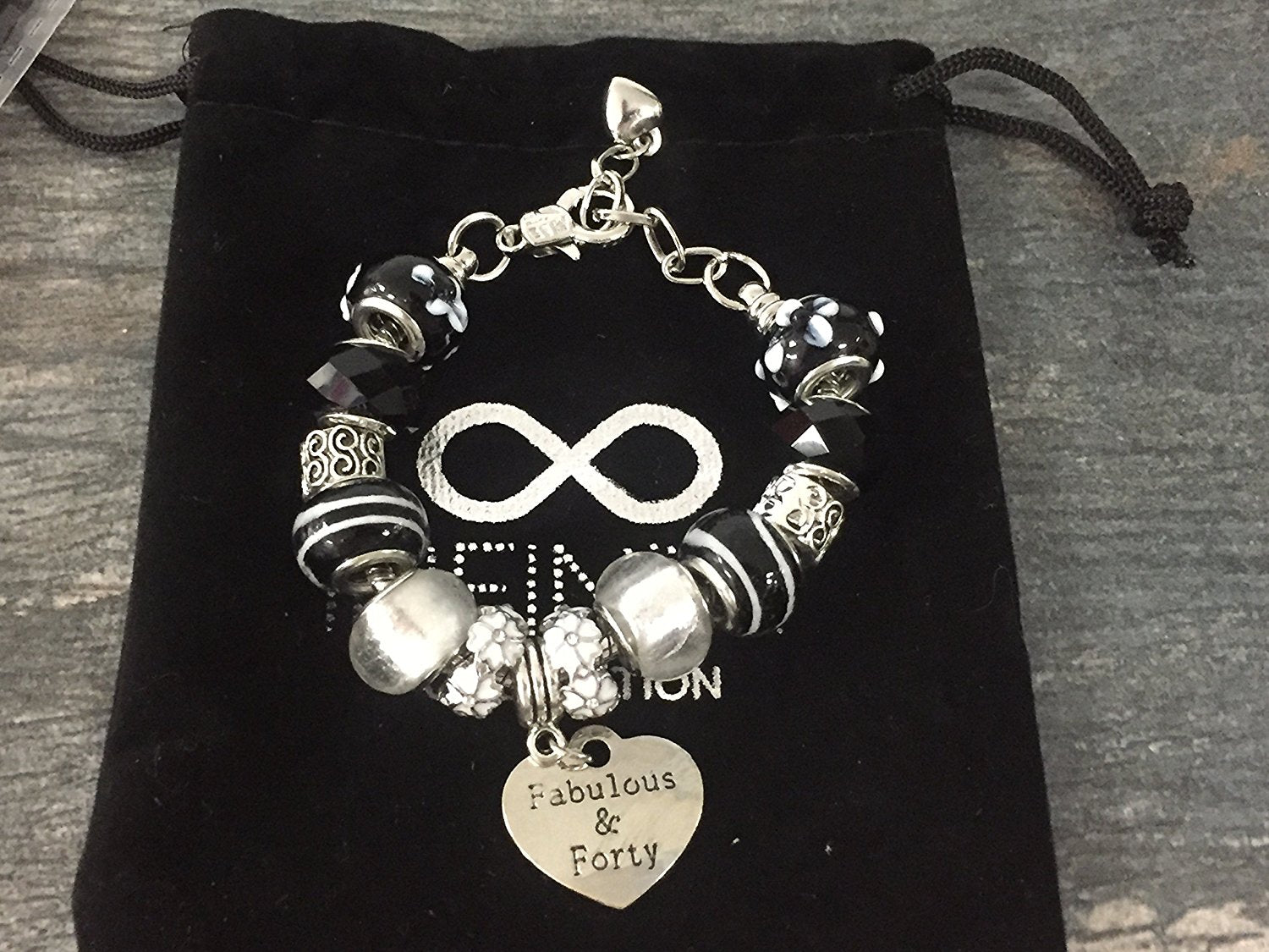 40th Birthday Gifts For Women Charm Bracelet Ideas Gift