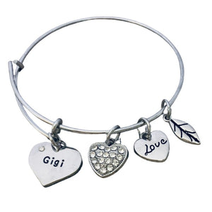 Gigi Charm Bracelet - Infinity Collection