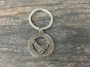 Air Force Keychain - Infinity Collection