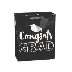 Graduation Gift Bag, Black