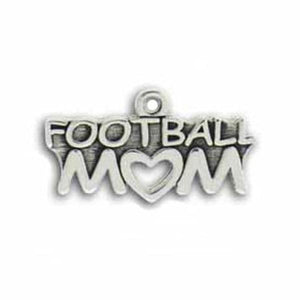 Football Mom Charm - Infinity Collection