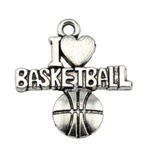 Love Basketball Charm - Infinity Collection