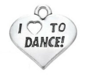 Love to Dance Charm - Infinity Collection
