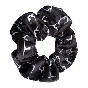 Gymnastics Premium Velvet Scrunchie - Infinity Collection
