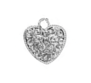 Heart Charm - Infinity Collection