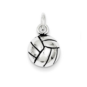 Volleyball Charm - Infinity Collection