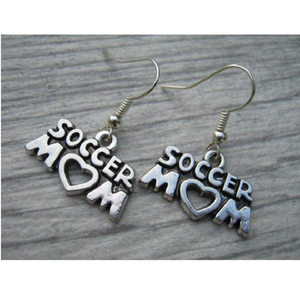 Soccer Mom Earrings - Infinity Collection