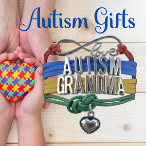 Autism Grandma Bracelet - Infinity Collection
