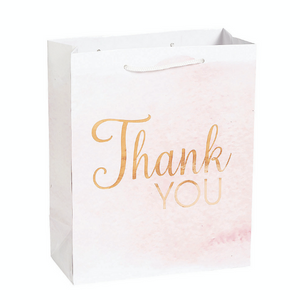 Thank You Gift Bag - Pink