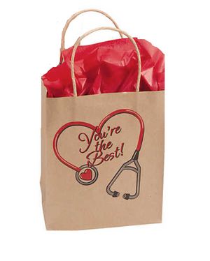 Nurse Gift Bag - You're the Best - Infinity Collection