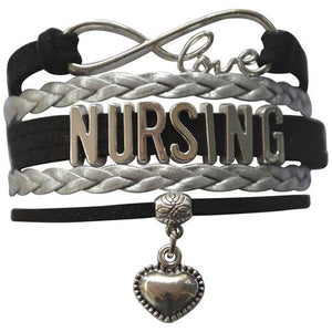 Nursing Infinity Bracelet - Infinity Collection