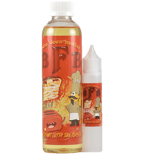 240ml eJuice Bottle, The Biggest And The Baddest
