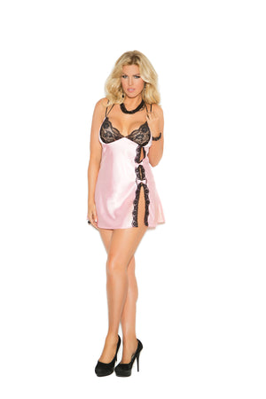 Charmeuse babydoll-comes in plus size