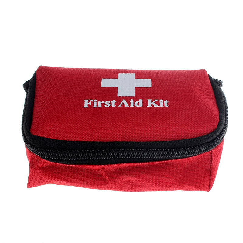 Emergency Survival First Aid Kit Pack Travel Medical Sports Home Bag