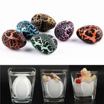 5 Pcs/Set Magic Hatching Growing Dinosaur Eggs Water Grow For Children Toys Gift