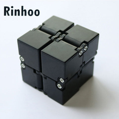 New Trend Creative Infinite Cube Infinity Cube Magic Fidget cube Office flip Cubic Puzzle anti stress reliever autism toys ADHD