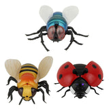 Kids Remote Control Mock Fake Insect Toys Children Funny RC Toy Party Joke Practice Entertainment Gags Toys