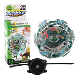 Spinning Top With Launcher Constellation Alloy Gyroscope Whipping Top Kids Classic Toys Gifts