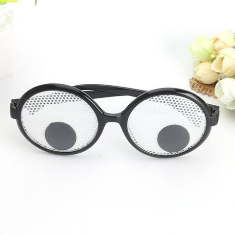 Rotating Eyeball Party Funny Goggles Funny Toy Glasses