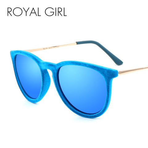 ROYAL GIRL Retro Sunglasses Women's Brand Designer Square Sunglasses Female Square Sunglasses UV400 ss4171