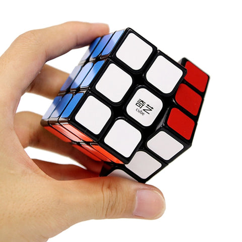 Professional 3x3x3 5.7CM Speed For Magic Cube Puzzle Fidget Cube Neo Cubo Magico Sticker For Children Adult Education Toy