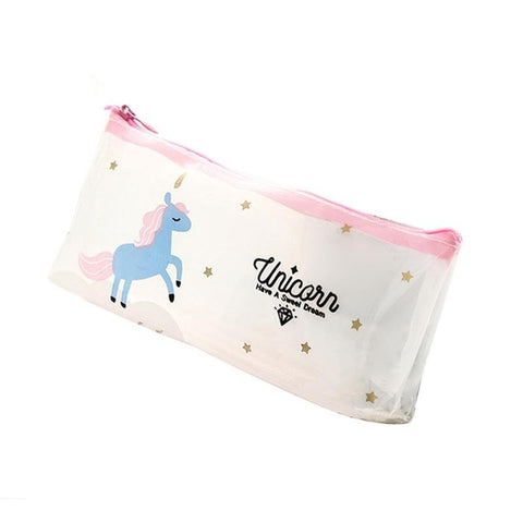 Cute Pencil/Pen Case Stationery Pouch Funny Printing Stationery Bag