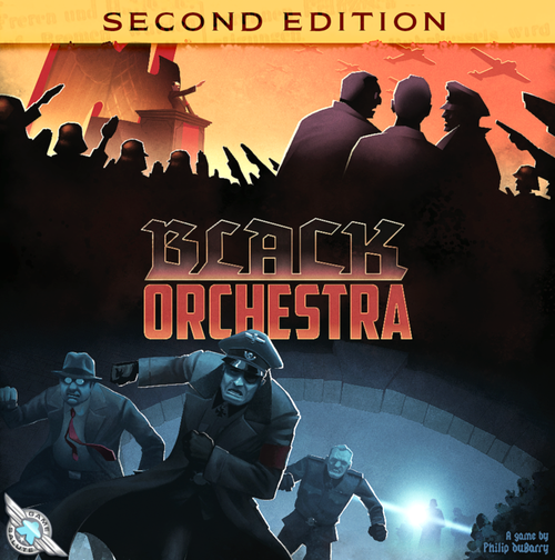 Black Orchestra 2nd Edition Deluxe Bundle (Pre-order)