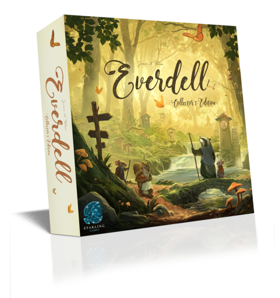 Everdell: Collector's Edition (First Printing)