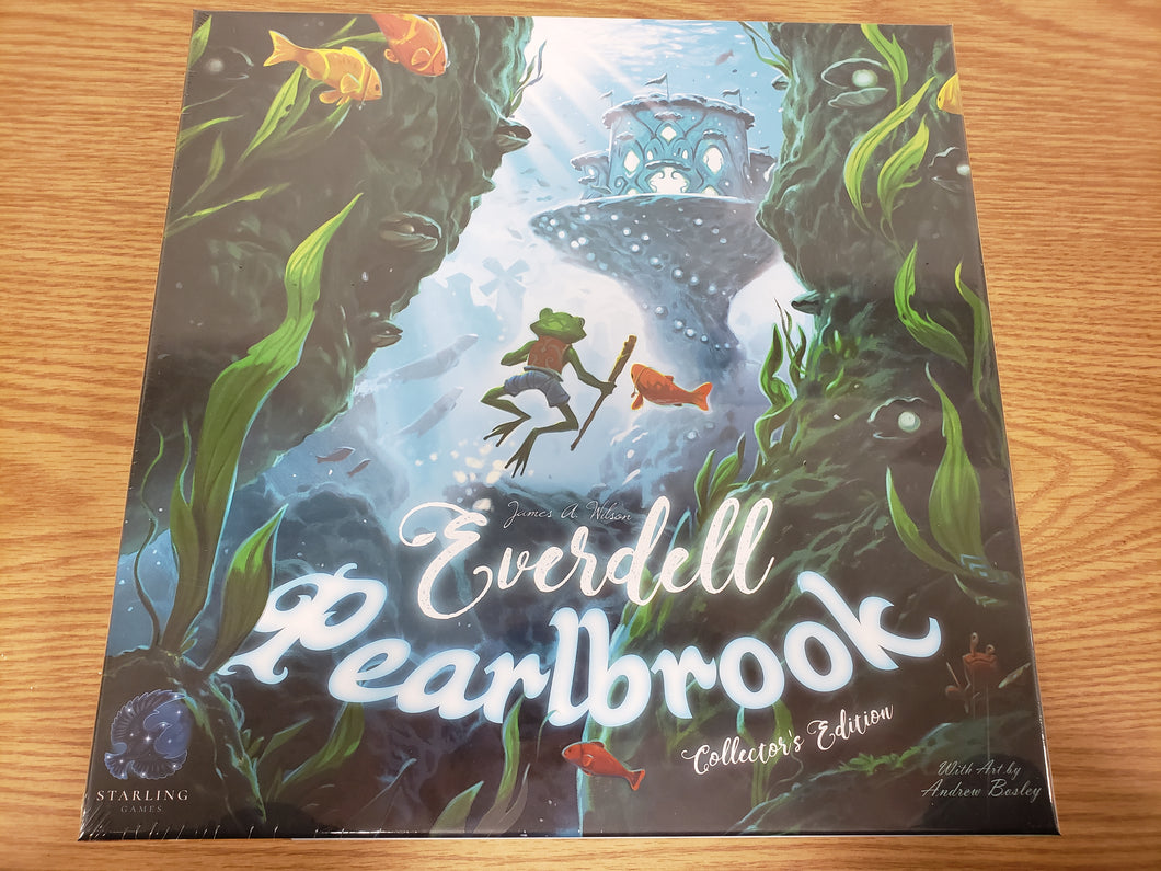 Everdell: Pearlbrook: Collector's Edition