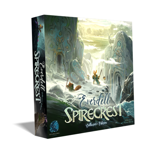Everdell: Spirecrest Expansion Collectors Edition