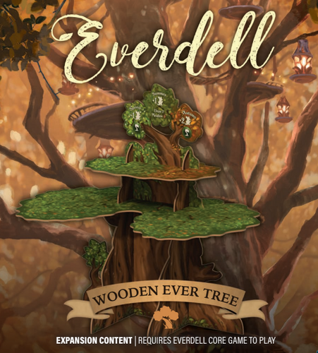 Everdell: Wooden Ever Tree