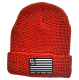 STATE OF ADDRESS BEANIE
