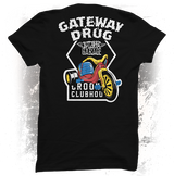 LUTZKA x CROOKED GATEWAY DRUG TEE