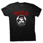 CHARLIE DON'T RIDE TEE