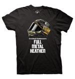 FULL METAL HEATHEN TEE