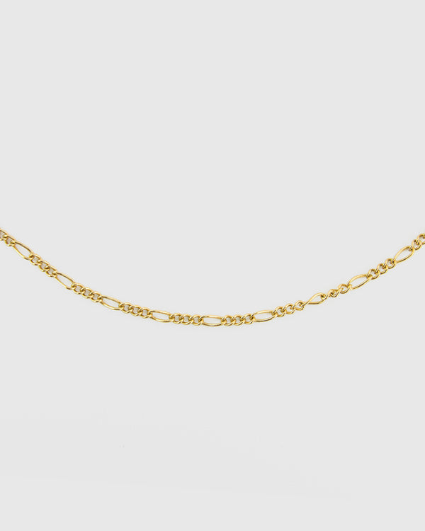 Figaro Chain - 14K Gold Filled