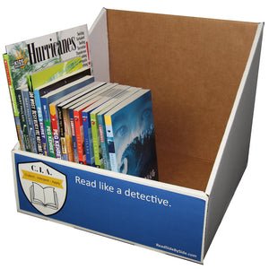 5.1 Earthquake Terror Book Box