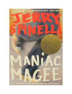 Maniac Magee - 6 Pack