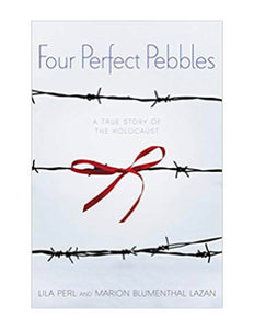 Four Perfect Pebbles - 6 Pack
