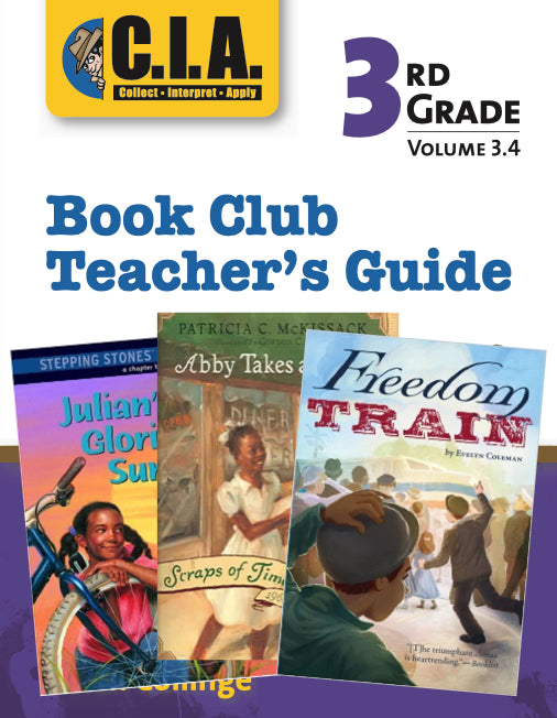3.4 Glory Be Book Club Teacher Guide