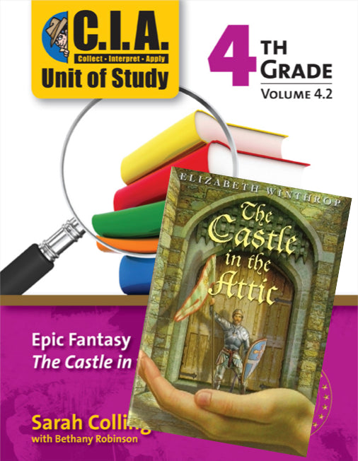 4.2 The Castle in the Attic Read Aloud Teacher Guide