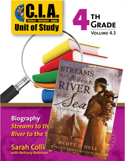 4.3 Streams to the River, River to the Sea Read Aloud Teacher Guide