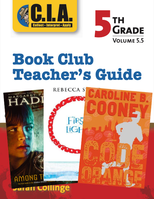 5.5 The City of Ember Book Club Teacher Guide