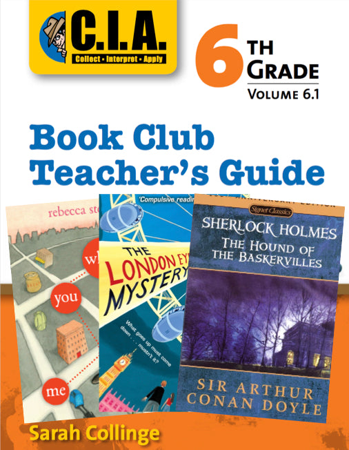 6.1 The Westing Game Book Club Teacher Guide