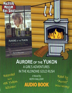 Aurore of the Yukon Book on CD