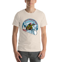 Load image into Gallery viewer, He Shreds T-Shirt